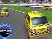 Gra Wyścigi Taksówek 3D
