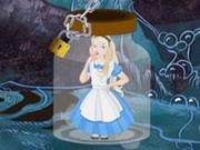 Gra Ucieczka Alicji z Krainy Czarów