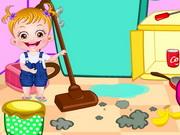 Sprzątanie Kuchni Z Baby Hazel Baby Hazel Clean Fajowe