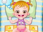 Gra Zabawy z Baby Hazel