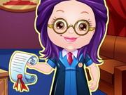 Gra Mała Hania Jako Prawniczka Ubieranka