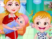 Gra Baby Hazel i Szczepienie Matta
