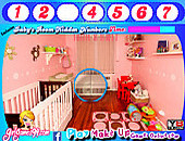 Babys Room Hidden Numbers