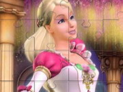 Barbie Dancing Princess Jigsaw Puzzle