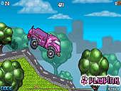 Gra Samochodowa Jazda z Barbi