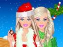 Gra Barbie i Świąteczna Moda