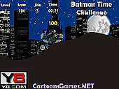 Batman Time Challenge