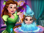 Gra Opieka nad Małą Księżniczką Bellą