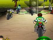 Gra Ben 10 na Motorze 3D