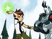 Gra Ben 10 i Bombardowanie Kosmitów