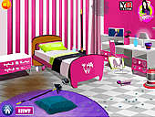 Cleaning Barbie Rooms