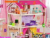 Dolls Room Hidden Alphabets