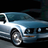 Ford Mustang GT 2005 jigsaw