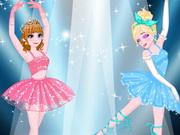 Gra Księżniczki Disney Frozen Balet