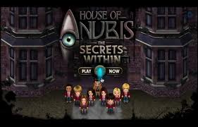 House Of Anubis The Secrets Withi