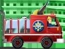 Gra Fireman Sams Fire Truck