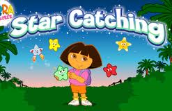 Gra Dora Star Catching