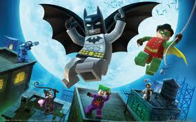 Gra Super Bohaterowie Lego