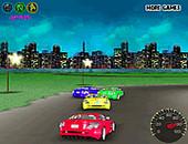 Gra Wyścigi Mercedesów