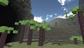 Gra Minecraft Unity 3D