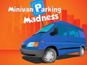 Gra Parkowanie Minivanem