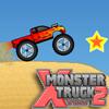 Gra Gra Jazda Monster Truckiem