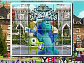 Monsters University Spin Puzzle