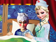 Gra Elsa Jako Pielęgniarka
