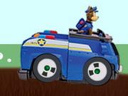 Gra Wyścigi Samochodowe z Psim Patrolem
