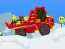 Gra Świąteczna Ciężarówka