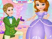 Gra Walentynkowa Randka Księżniczki Zosi