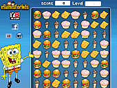 Spongebob Food Match