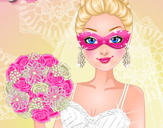 Super Barbie Wedding Day2