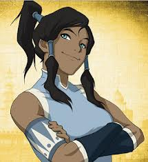 The Ledend of Korra Dress Up