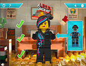 The Lego Movie: Get Dressed
