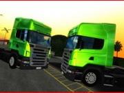 Gra Wyścigi Ciężarówek 3D 2