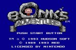 Bonks Adventure Online