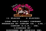 Chip n Dale Rescue Rangers Online