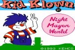Kid Klown in Night Mayor World Online
