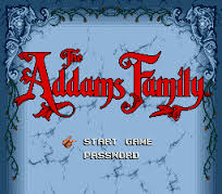 Addams Family Online